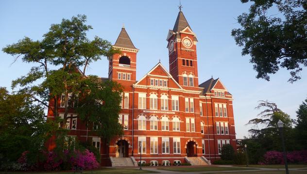 университет Auburn University