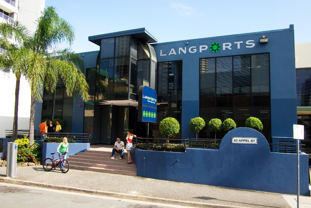Языковой центр Langports English Language College
