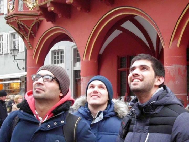 Отзывы студентов в Германии