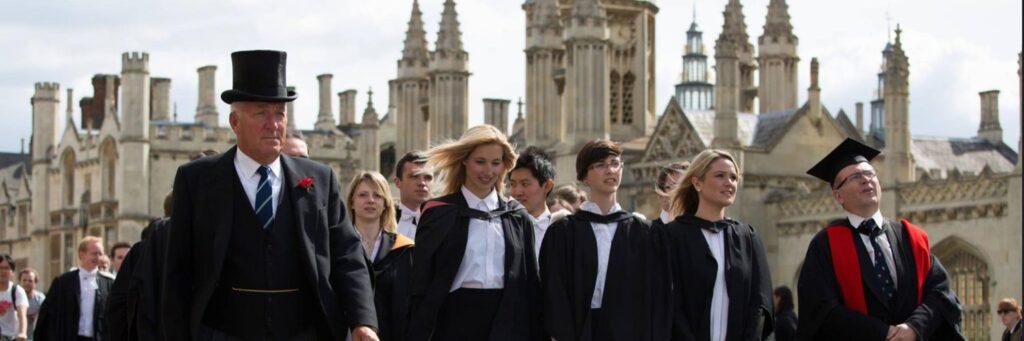Последипломное образование в Великобритании