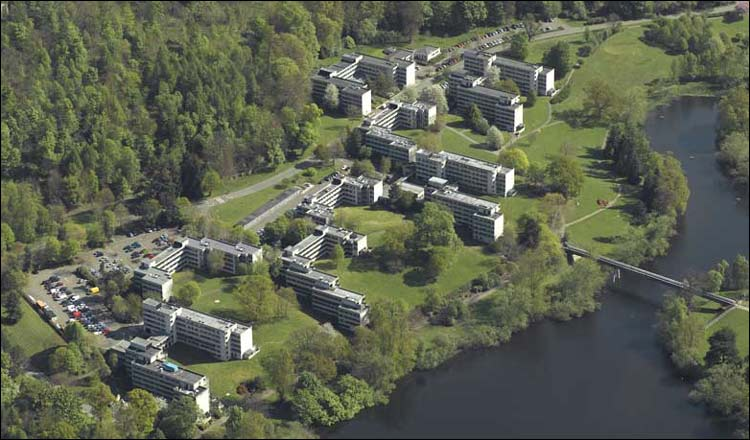 Университет Стерлинга - University of Stirling