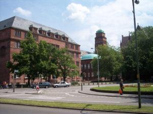 Университет Альберта-Людвига (Albert-Ludwigs-Universität Freiburg)