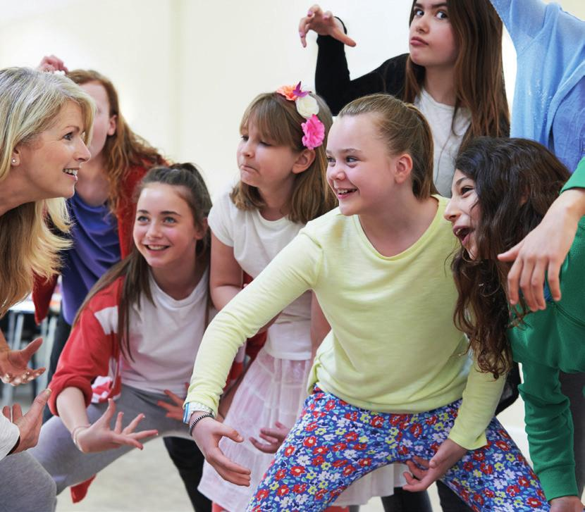 Академия танца и актерского мастерства Ardmore