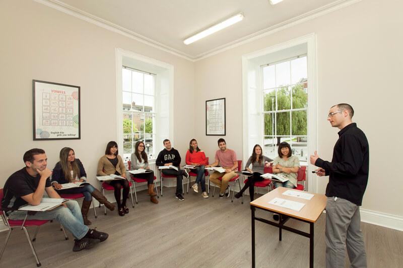 Atlas Language School языковая школа в Дублине
