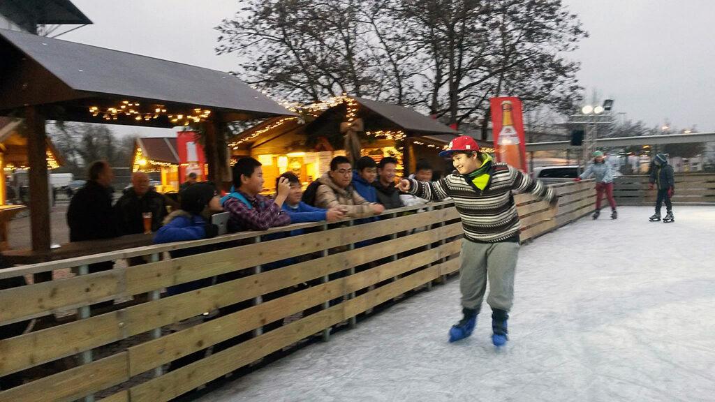 Bad Schussenried Winter Camp