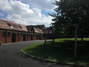 Barnardiston Hall
