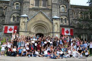 Детские и молодежные программы ESC в Торонто