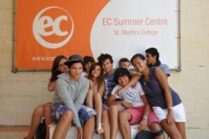 Летние каникулы вместе с EC Young Learners