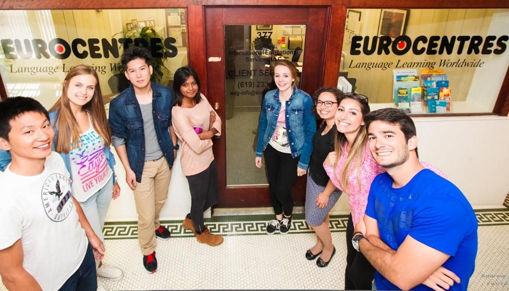 Школы английского Eurocentres