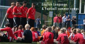 Английский+футбол с футбольным клубом Ливерпуль