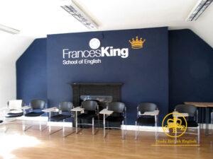 Школа английского языка Frances King