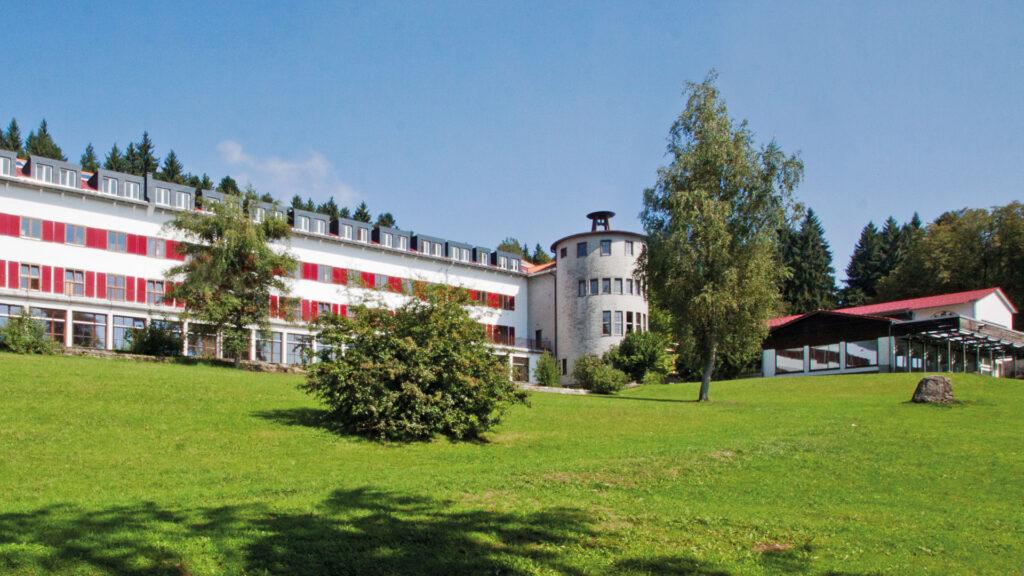 школа Gymnasium Lindenberg