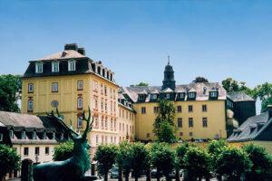 Курсы для детей с родителями (Humboldt Institut, Wittgenstein Castle)