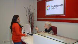 Языковая школа The language gallery Канада