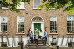 Kaplan International Ирландия