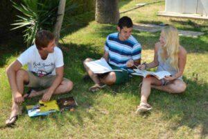 Курсы английского на Кипре