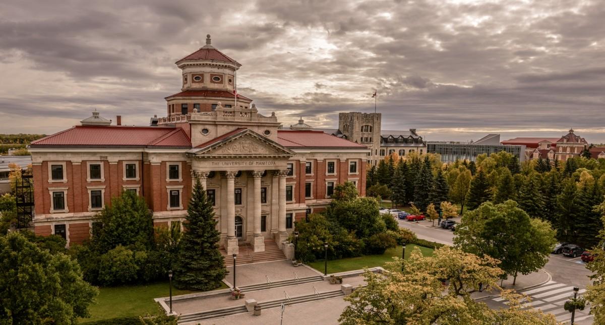 Университет Манитоба (University of Manitoba)