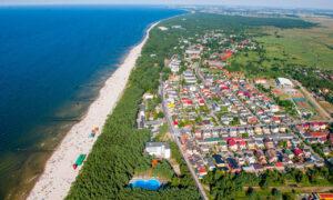 Летний языковой лагерь в Дзвижино (возле моря)