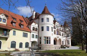 Школа Нойбойерн (Schloss Neubeuern)