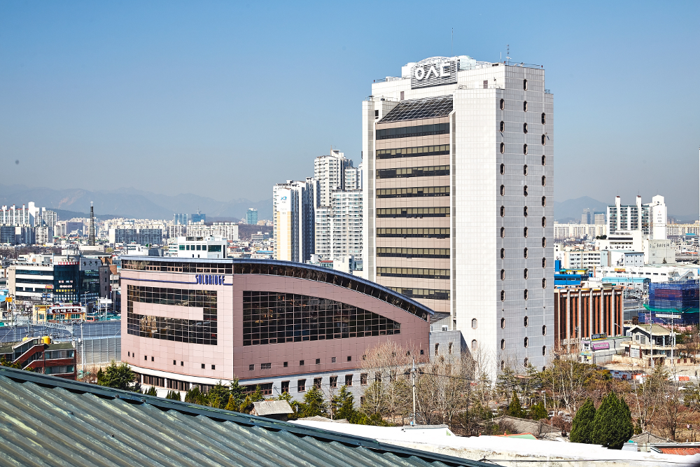 Международная Бизнес-Школа СолБридж Корея