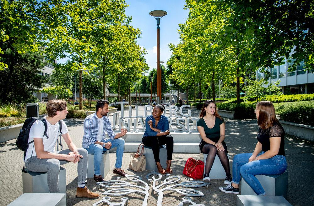 Tilburg University университет Голандия
