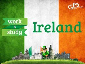 Work & Study Ирландия