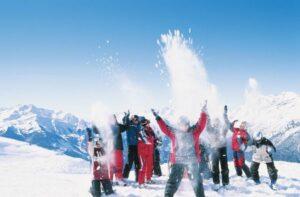 Зимние каникулы в Канаде