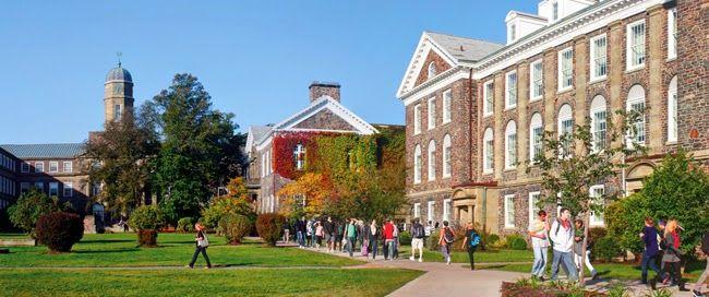 Лучшие университеты Канады 2017