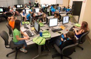 Лагерь Компьютерных Технологий FLS