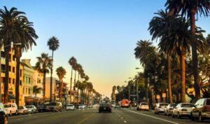 Открой Калифорнию от FLS