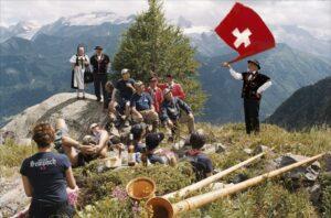 Каникулы в Швейцарии