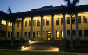 Центр при University of Hawaii at Manoa