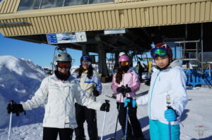 Зимний лагерь Monte Rosa