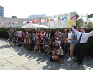 Лето в Нью-Йорке с ELS
