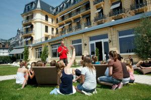 Лагерь Swiss Education Academy