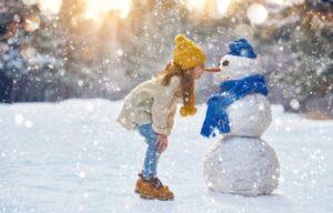 Зимние каникулы в США